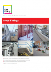 Kee Klamp Slope Fittings